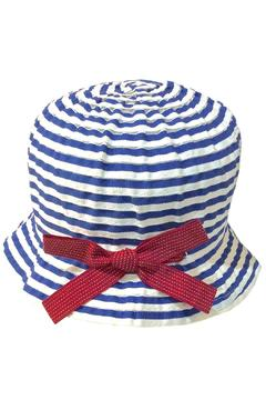 Grevi Nautical Stripes Bow - Alternate List Image