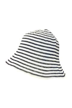 Grevi Nautical Stripes Hat - Product List Image