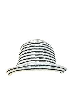 Grevi Nautical Stripes Hat - Alternate List Image