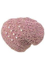 Grevi Pink Violet Beanie - Product Mini Image