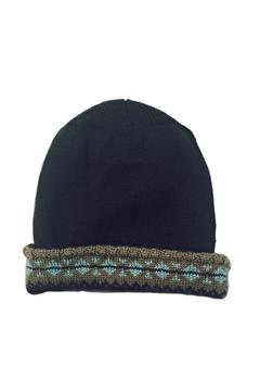 Grevi Reversible Knit Beanie - Alternate List Image