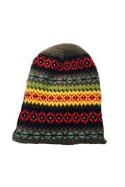 Grevi Reversible Knit Beanie - Product Mini Image