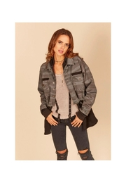 Vintage Havana Grey Camo Jacket - Product Mini Image