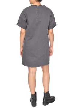 Native Youth Grey Canvas Dress - Alternate List Image