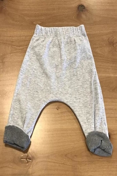 Shoptiques Product: Grey Cotton Pants