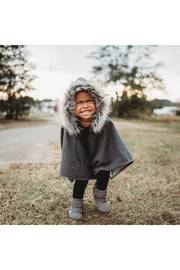 Little Love Bug Company Grey Cozy Boot - Other