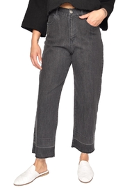 Native Youth Grey Culotte Jeans - Product Mini Image