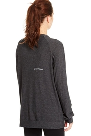 GoodhYOUman Grey Dave Sweater - Side cropped