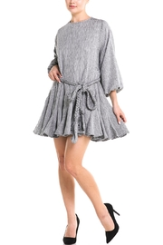 storia Grey Flare Dress - Product Mini Image