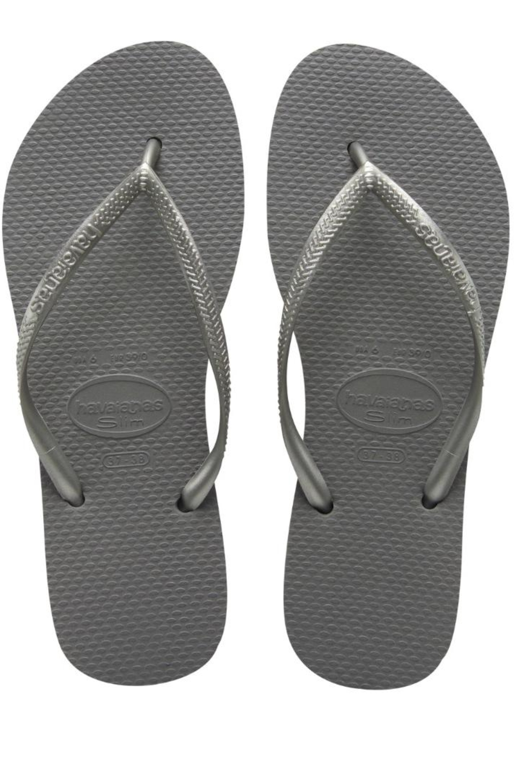 437a0553f20474 Havaianas Grey from Miami by Allie   Chica — Shoptiques