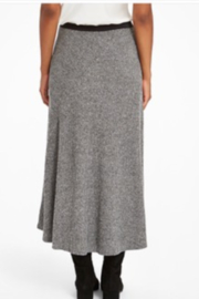 Nic +Zoe Grey high/low skirt - Side cropped