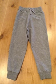 Belly Button Grey Joggers - Front cropped