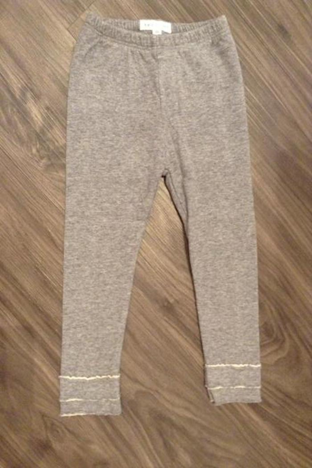 Belly Button Grey Leggings - Main Image