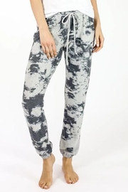 Six Fifty Grey Marble Wash Jogger - Product Mini Image
