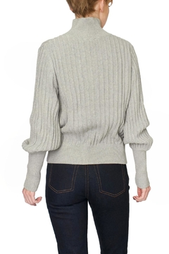 Fifth Label Grey Mockneck Sweater - Alternate List Image