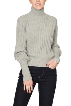 Fifth Label Grey Mockneck Sweater - Product List Image