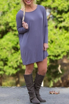 Piko  Grey Tunic - Alternate List Image