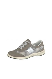 Mephisto Grey Print Sneaker - Product Mini Image