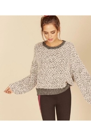 Suzette Grey Pullover - Product Mini Image
