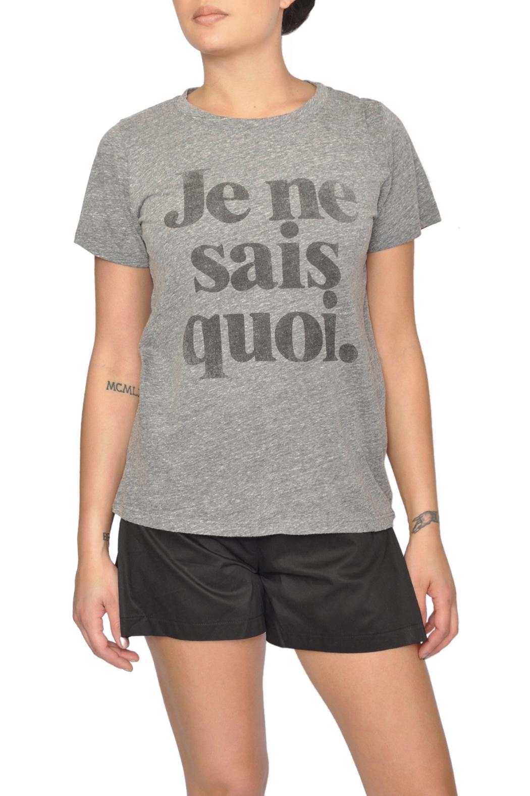 Daydreamer Grey Quote Tee - Main Image