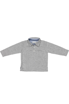 Shoptiques Product: Grey Rugby Top.