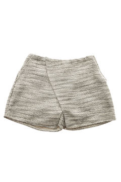 Shoptiques Product: Grey Serena Skort