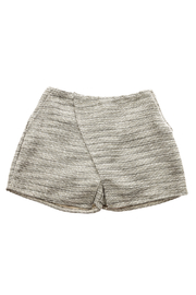 Miss Behave girls Grey Serena Skort - Product Mini Image