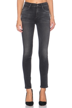 Citizens of Humanity Grey Skinny Jeans - Product List Image