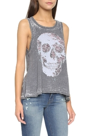 Chaser Grey Skull Tank - Product Mini Image