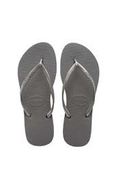Havaianas Grey Slim - Product Mini Image