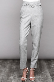 Do & Be Grey Slim Pants - Product Mini Image