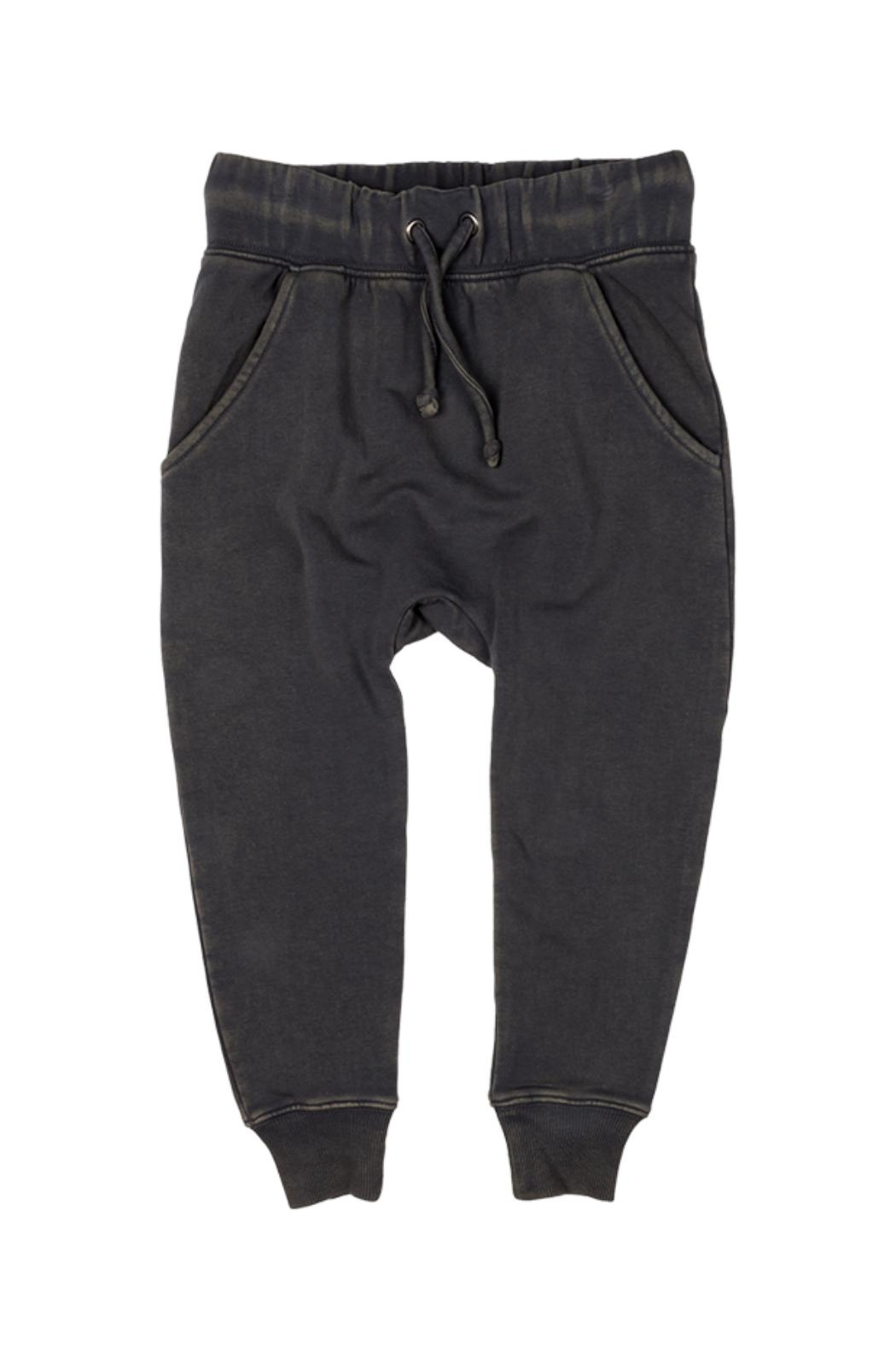 Rock Your Baby Grey Slouch Trousers - Main Image