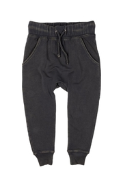 Rock Your Baby Grey Slouch Trousers - Front cropped