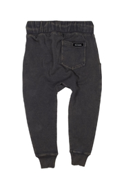 Rock Your Baby Grey Slouch Trousers - Front full body