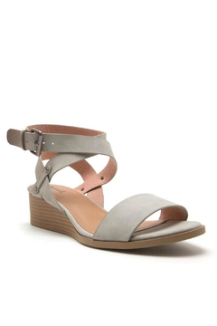 Shoptiques Product: Grey Small Wedge