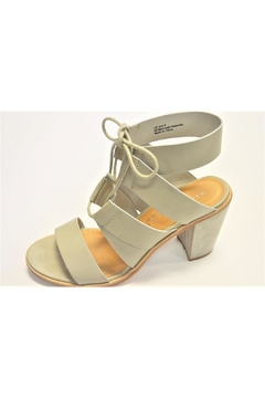 Very Volatile Grey Strappy Sandals - Product List Image