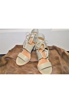 Very Volatile Grey Strappy Sandals - Alternate List Image