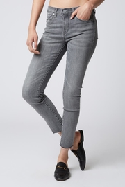 Blank NYC Grey Stretch Jeans - Product Mini Image