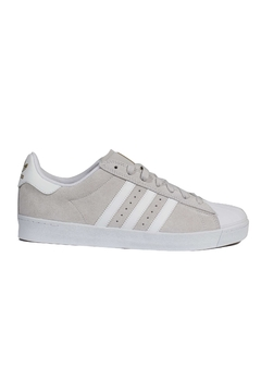 Shoptiques Product: Grey Superstar Sneaker