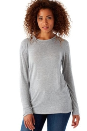 143 Story Grey T Shirt - Front cropped