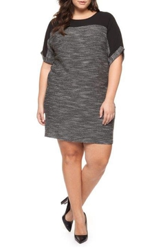 Shoptiques Product: Grey Tee Dress