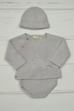 cesar blanco Grey Tepee Outfit - Product List Image