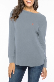 Sub Urban Riot Grey Thermal Top - Product Mini Image