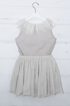 Shoptiques Product: Grey Tulle Outfit