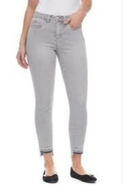 FDJ French Dressing Jeans Grey Wash Slim Ankle - Product List Image