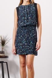 Greylin Badari Silk Dress - Front cropped