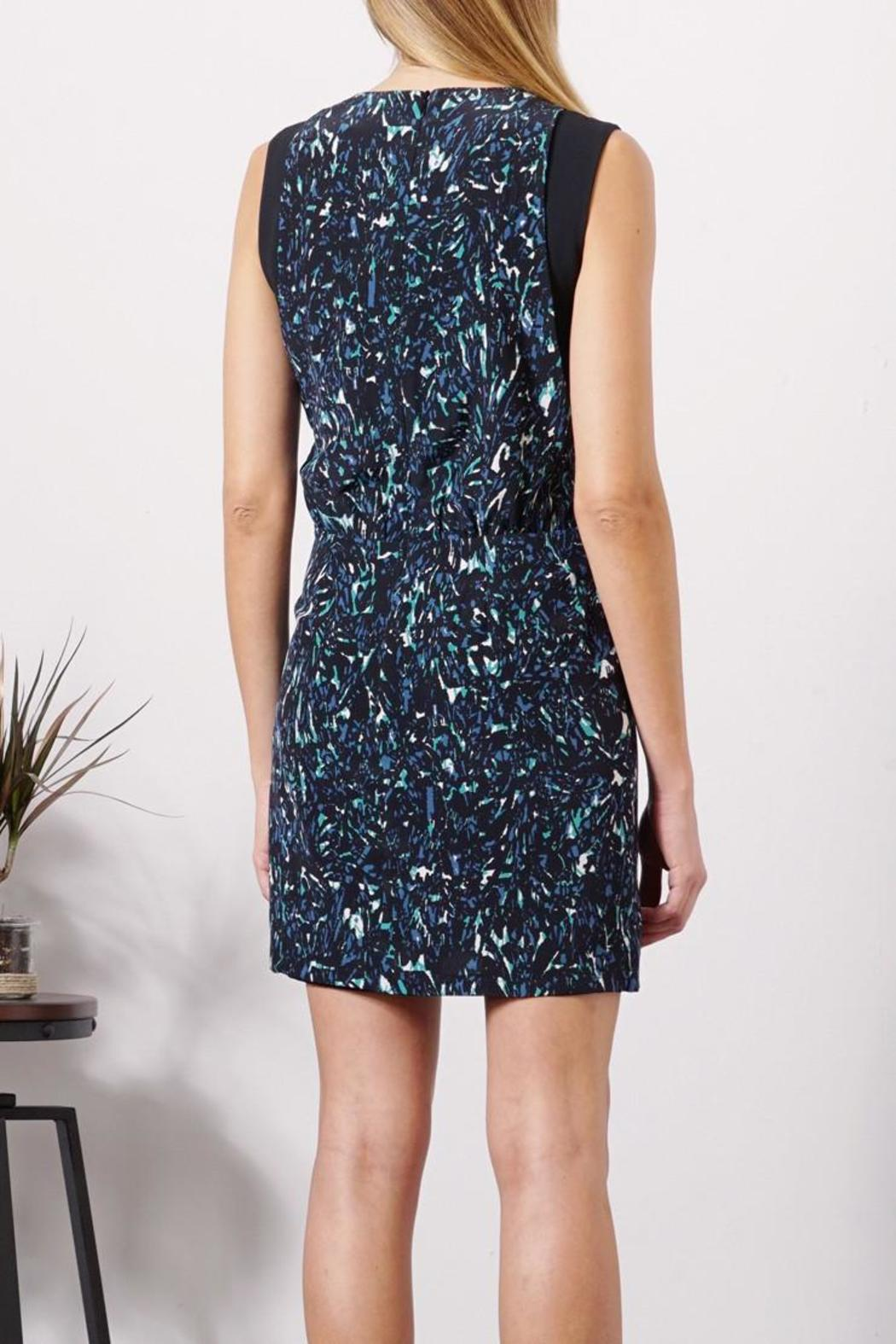 Greylin Badari Silk Dress - Front Full Image