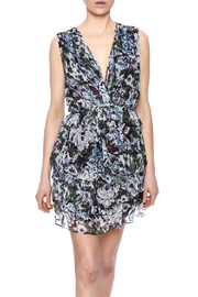 Greylin Dali Silk Dress - Front cropped