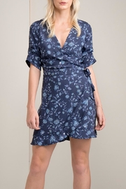 Greylin Emma Wrap Dress - Product Mini Image
