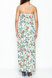 Greylin Floral Maxi Dress - Back cropped